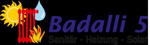 Badalli 5 - Sanitär - Heizung - Solar: Logo