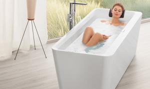 Neue Badewanne einbauen mit Badalli 5 aus Illerrieden. Ihr Heizungs-und Sanitärdienstleister im Raum Illertissen, Neu-Ulm und Ulm