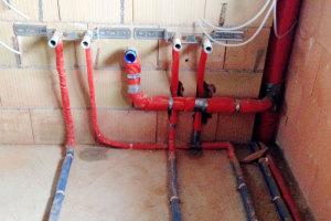 Heizungsrohre, Sanitärrohre, Wasseranschluss. Badalli 5 aus Illerrieden. Ihr Sanitärbetrieb und Heizungsbauer für Illertissen, Neu-Ulm und Ulm