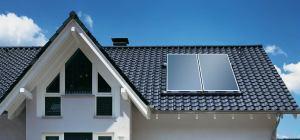 Badalli 5 - Sanitär - Heizung - Solar: Sonnenkollektoren, Brauchwassererwärmung, Heizungsunterstützung, solarthermischen Anlage. Bühnenbild