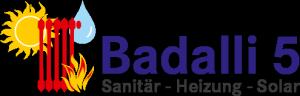 Badalli 5 - Sanitärbetrieb für Illertissen, Neu-Ulm, Ulm
