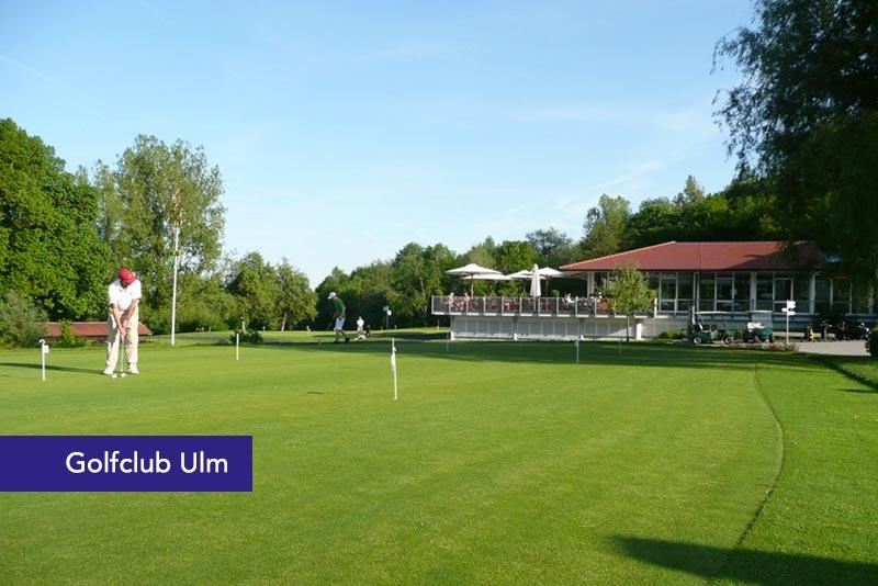 Badalli 5 - Sanitär - Heizung - Solar - Referenzen: Golfclub Ulm